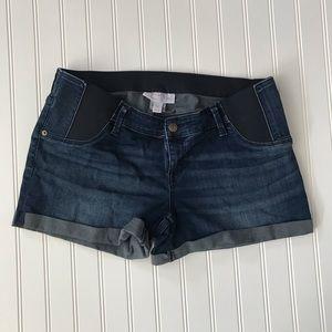Isabel maternity size 10 maternity shorts. NWOT